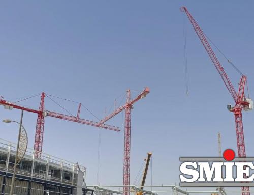 Kanoo Cranes installe ProSITE à Dubaï