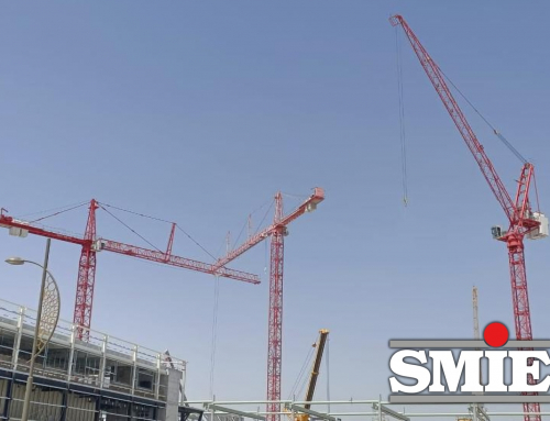 Kanoo Cranes installs ProSITE on Dubaï